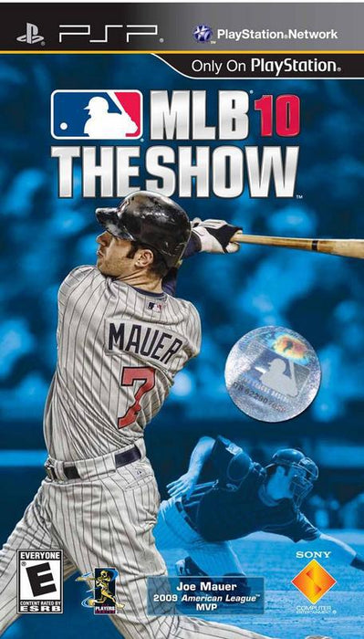 MLB 10 The Show - PlayStation Portable