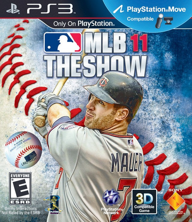 MLB 11 The Show - PlayStation 3