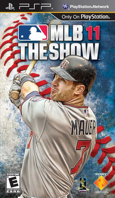 MLB 11 The Show - PlayStation Portable