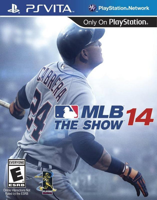 MLB 14 The Show - PlayStation Vita