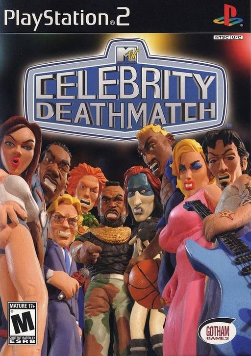 MTVs Celebrity Deathmatch - PlayStation 2