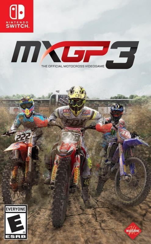 MXGP3 The Official Motocross Videogame