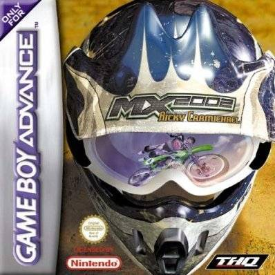 MX 2002 featuring Ricky Carmichael - Game Boy Advance