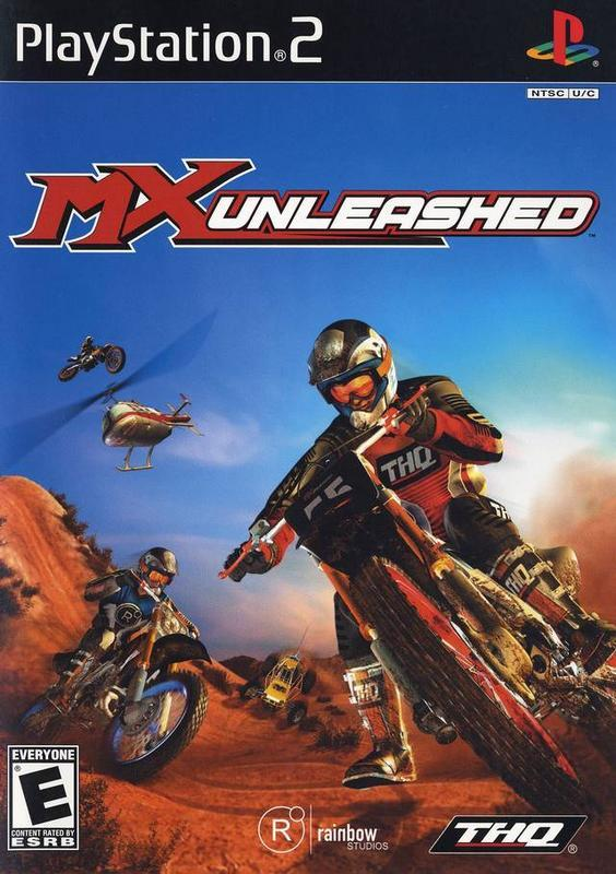 MX Unleashed - PlayStation 2