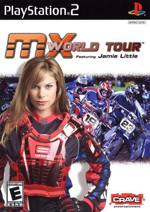 MX World Tour Featuring Jamie Little - PlayStation 2