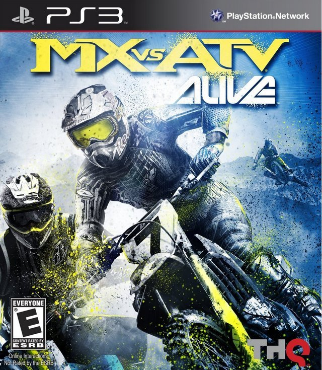 MX vs. ATV Alive - PlayStation 3