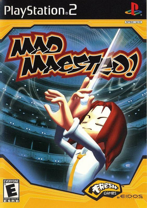 Mad Maestro! - PlayStation 2