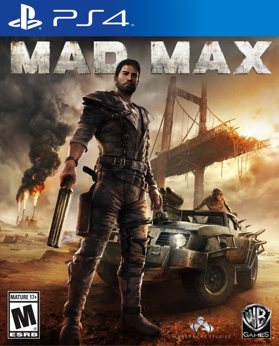 Mad Max - PlayStation 4