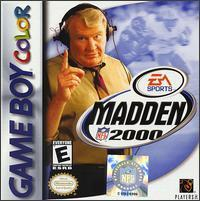 Madden NFL 2000 - Game Boy Color