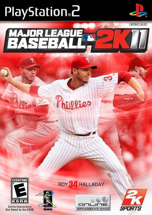 Major League Baseball 2K11 - PlayStation 2