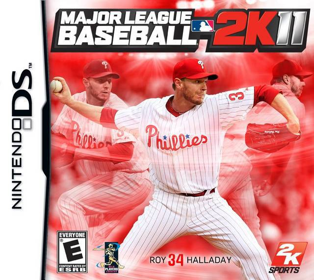 Major League Baseball 2K11 - Nintendo DS