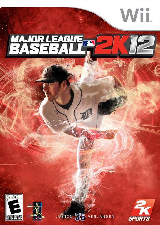 Major League Baseball 2K12 - Wii
