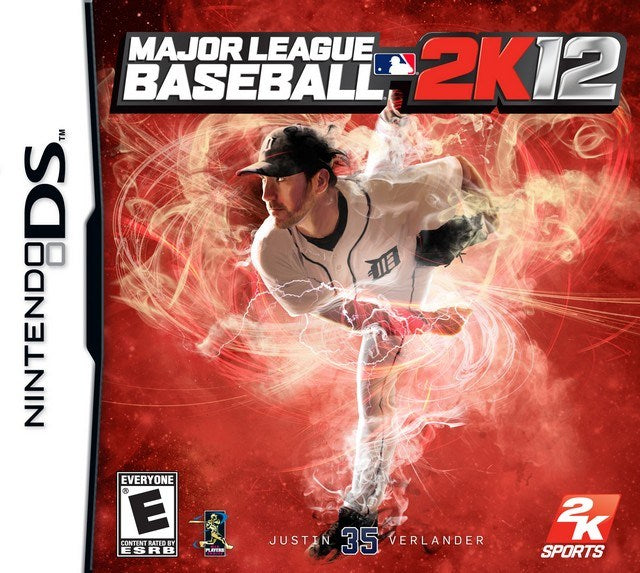 Major League Baseball 2K12 - Nintendo DS