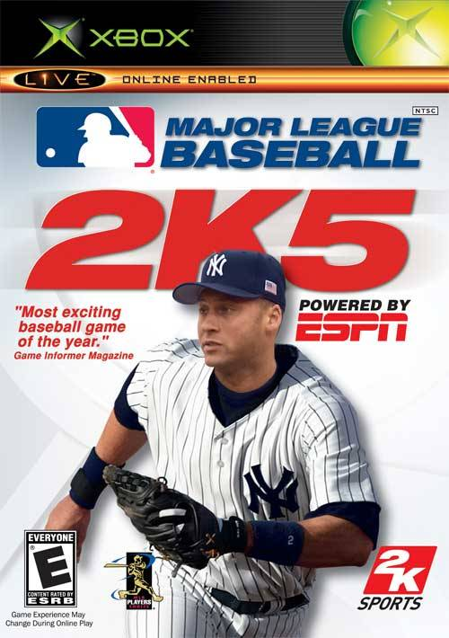 Major League Baseball 2K5 - Xbox
