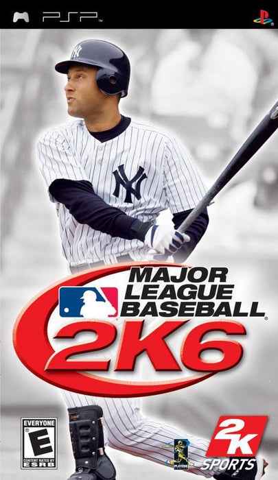 Major League Baseball 2K6 - PlayStation Portable