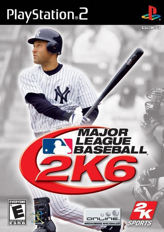 Major League Baseball 2K6 - PlayStation 2