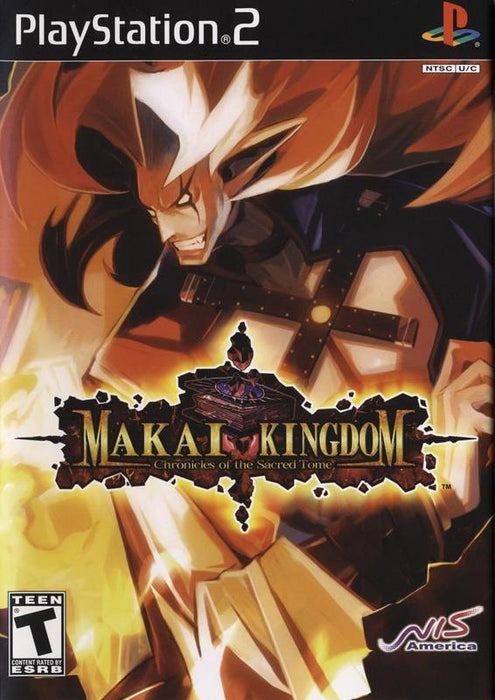 Makai Kingdom Chronicles Of The Sacred Tome - PlayStation 2