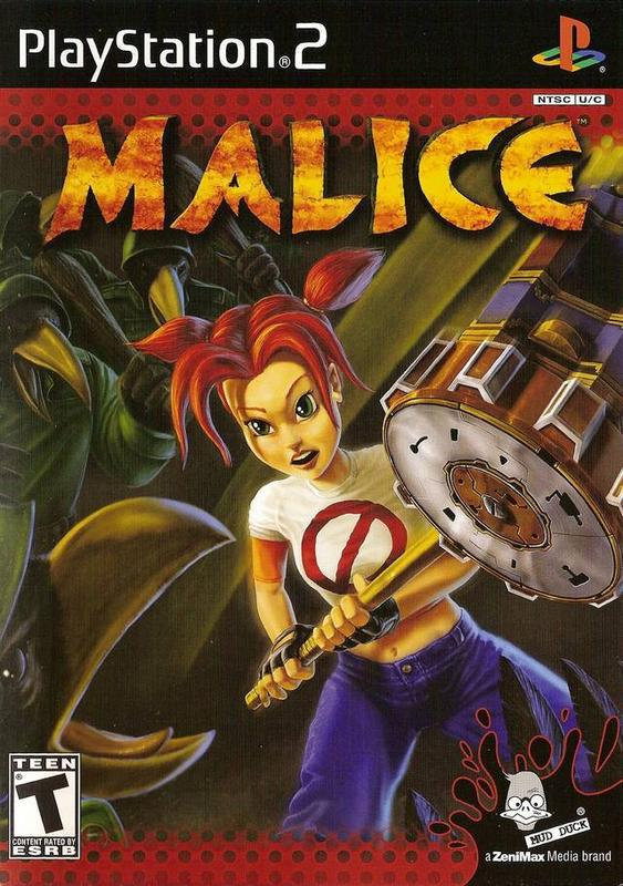 Malice - PlayStation 2