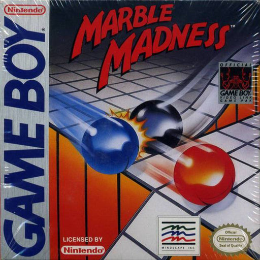 Marble Madness - Game Boy