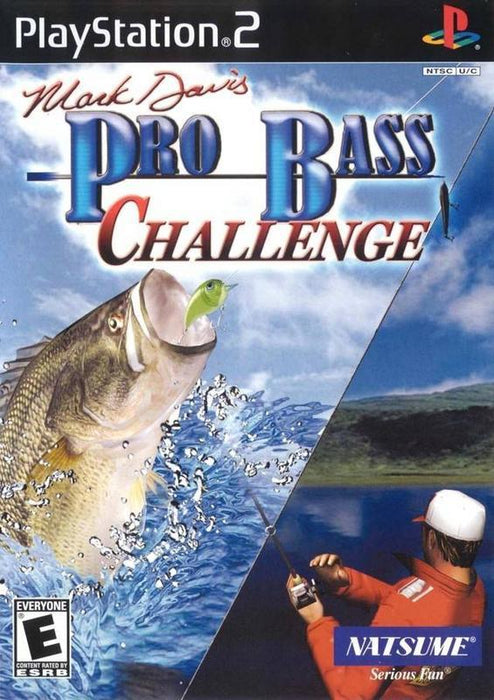 Mark Davis Pro Bass Challenge - PlayStation 2