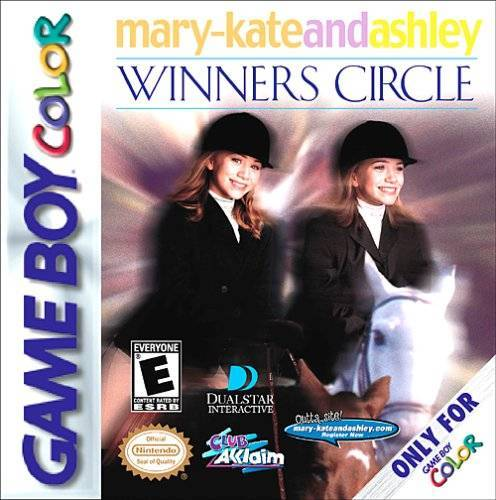 Mary-Kate and Ashley Winners Circle - Game Boy Color