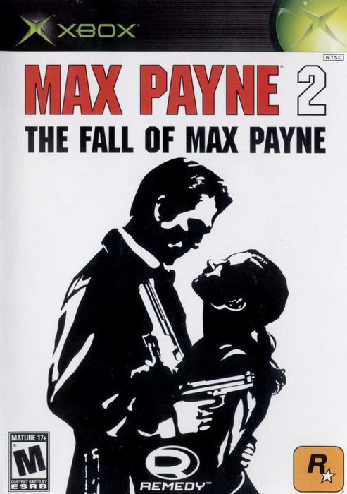 Max Payne 2 The Fall of Max Payne - Xbox