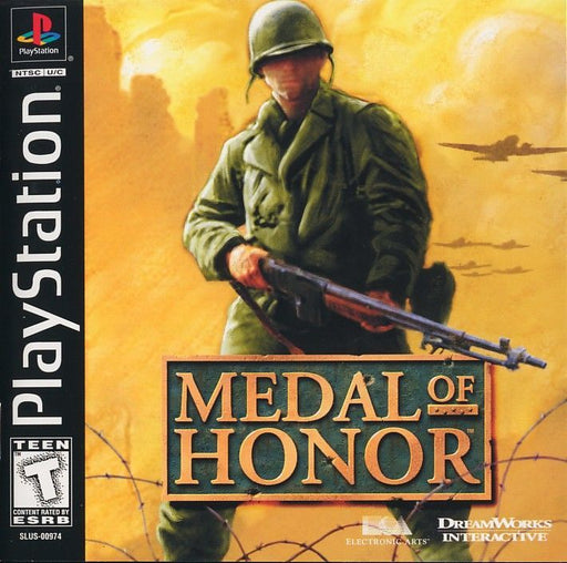 Medal of Honor - PlayStation 1