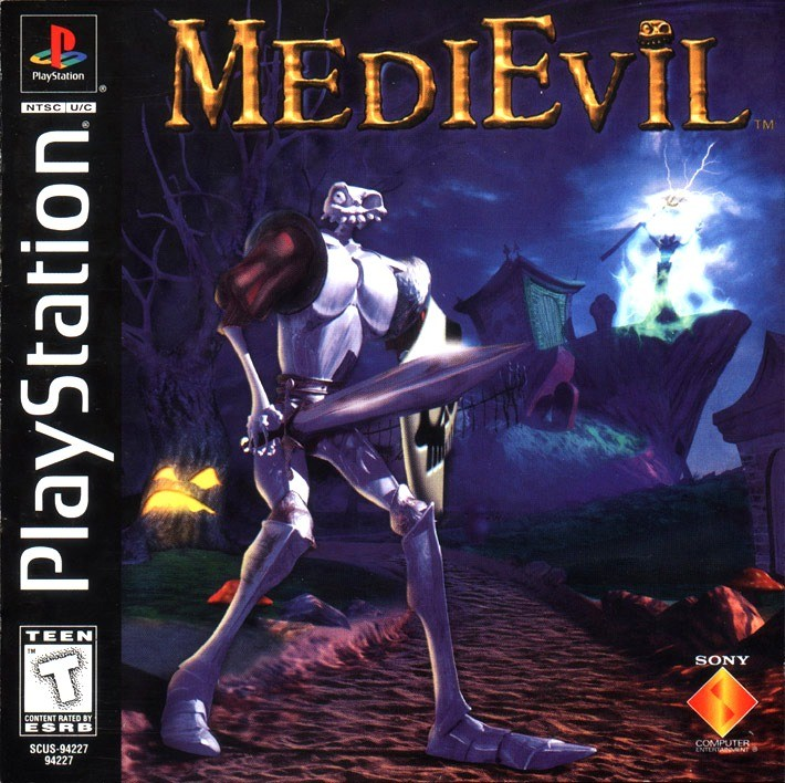 MediEvil - PlayStation 1