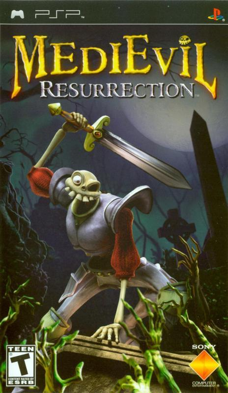 MediEvil Resurrection - PlayStation Portable