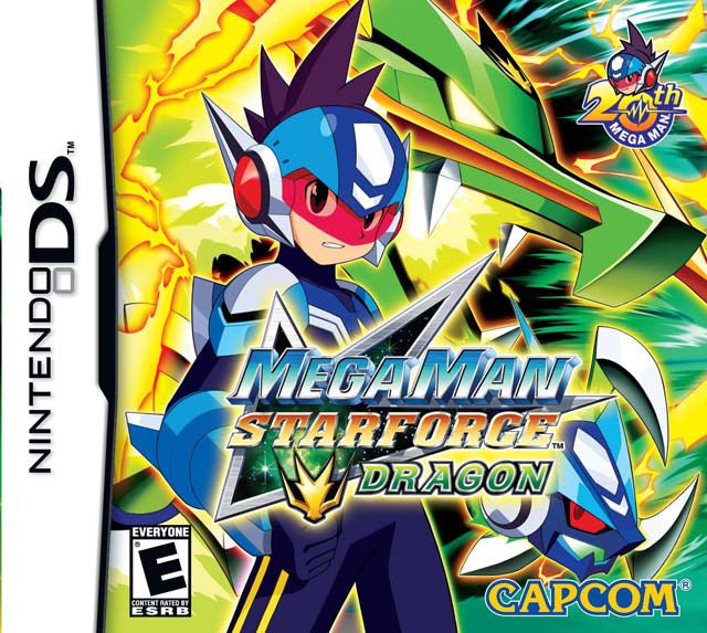 Mega Man Star Force Dragon - Nintendo DS