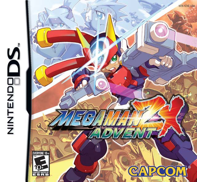 Mega Man ZX Advent - Nintendo DS