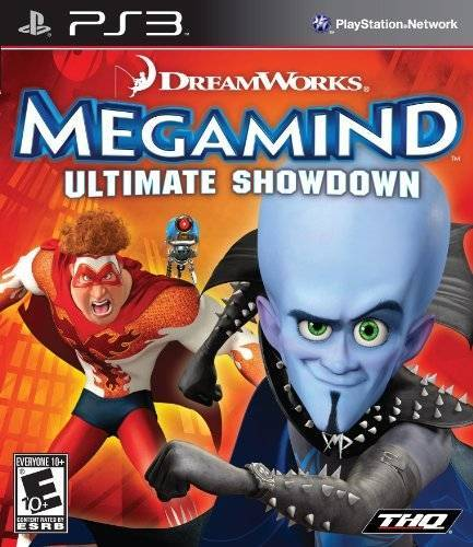 Megamind Ultimate Showdown - PlayStation 3