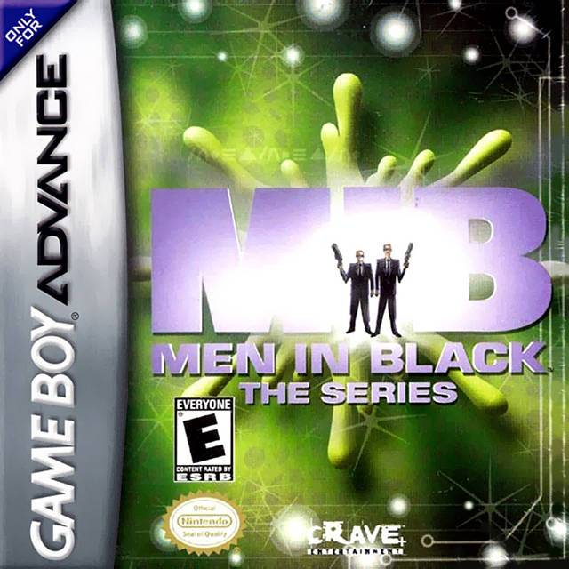Men in Black The Series - Game Boy Advance