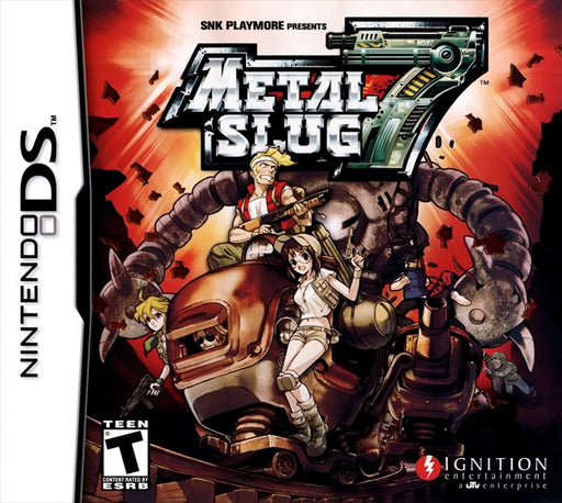 Metal Slug 7 - Nintendo DS