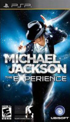 Michael Jackson The Experience - PlayStation Portable