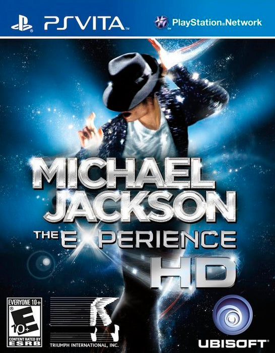 Michael Jackson The Experience HD - PlayStation Vita