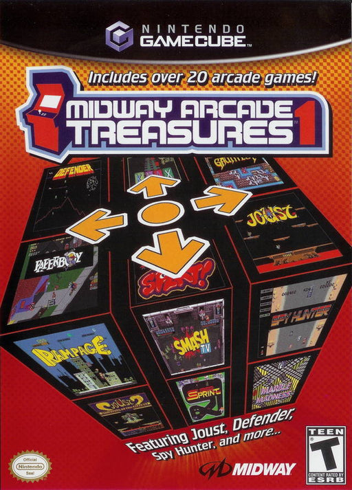 Midway Arcade Treasures - Gamecube