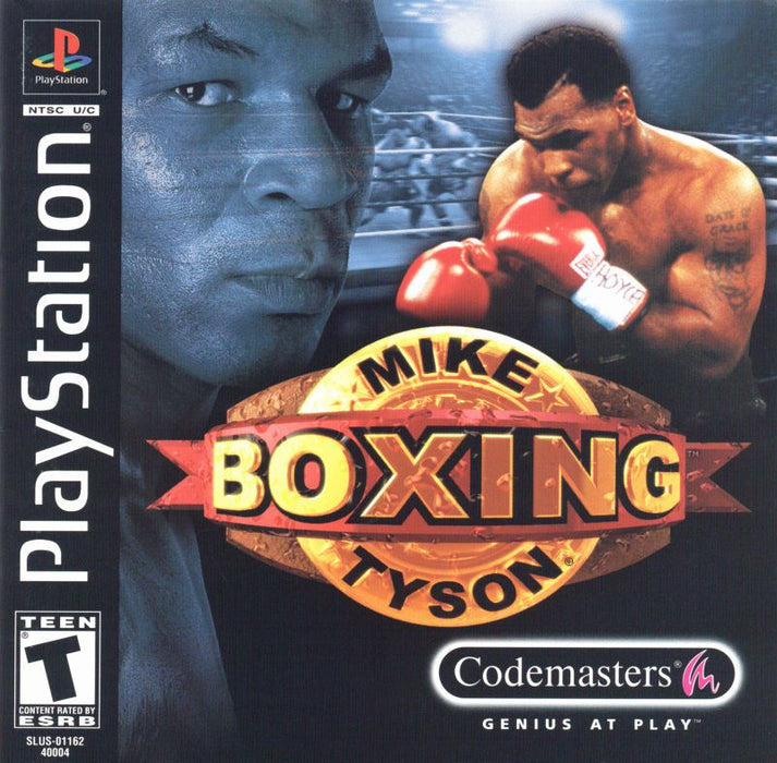 Mike Tyson Boxing - PlayStation 1
