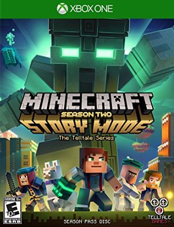 Minecraft Story Mode - Season Two The Telltale Series - Xbox One