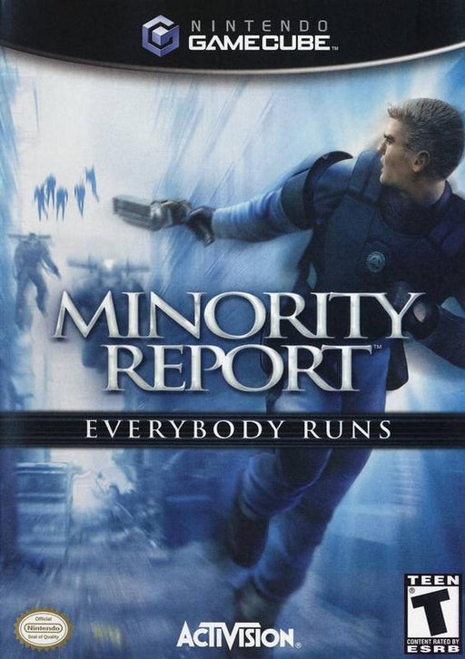 Minority Report Everybody Runs - Gamecube