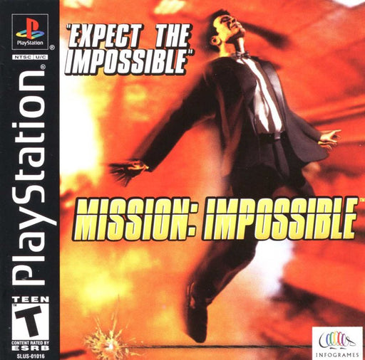 Mission Impossible - PlayStation 1