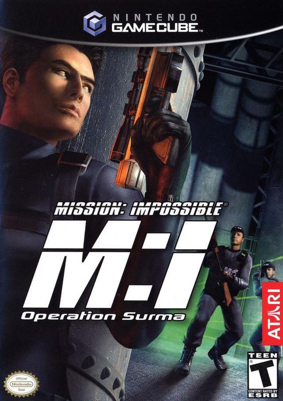 Mission Impossible - Operation Surma - Gamecube