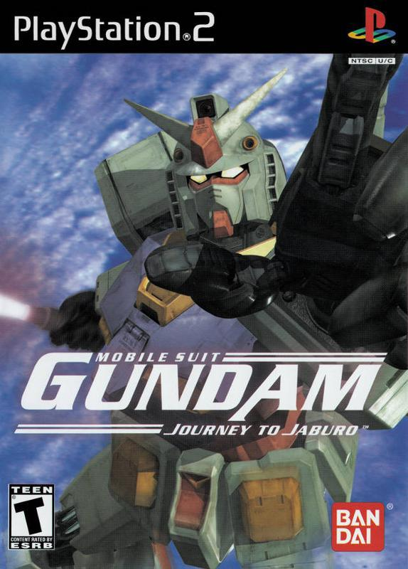 Mobile Suit Gundam Journey to Jaburo - PlayStation 2