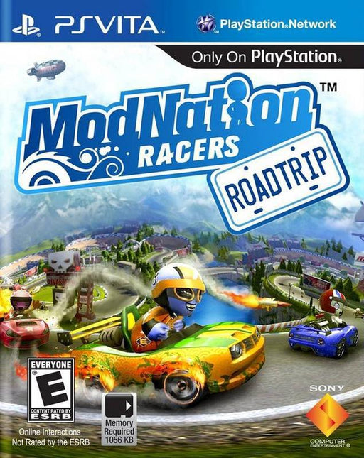 ModNation Racers Road Trip - PlayStation Vita