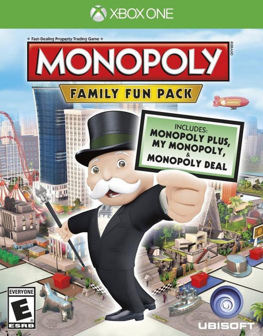 Monopoly Family Fun Pack - Xbox One