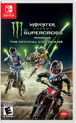 Monster Energy Supercross The Official Videogame - Nintendo Switch