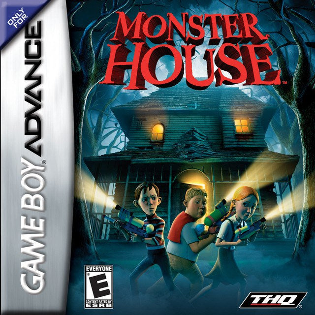Monster House - Game Boy Advance