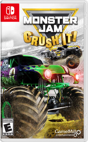 Monster Jam Crush It! - Nintendo Switch