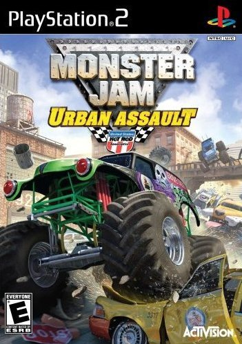 Monster Jam Urban Assault - PlayStation 2