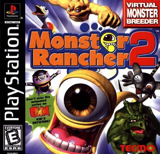 Monster Rancher 2 - PlayStation 1